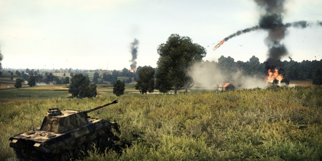 War Thunder's Steel General Patch is Live