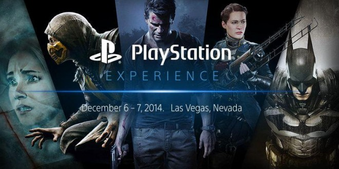 PlayStation Experience Photos