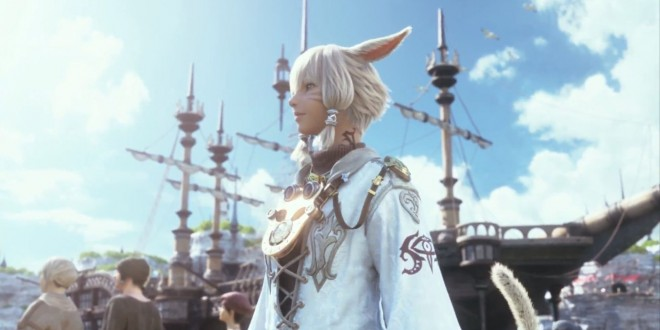 Holidays come to Final Fantasy XIV