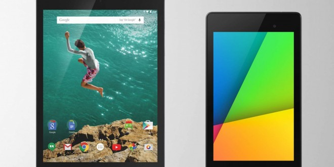 Nexus 9 vs Nexus 7: an upgrade might be what you want, but is it worth it