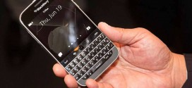 BlackBerry Classic launched, will be available at Verizon and AT&T