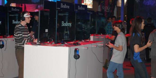 Bloodborne playable
