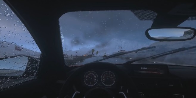 Driveclub Weather Update