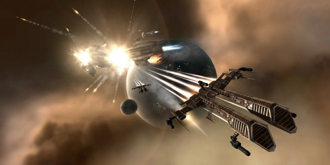 EVE Online Throwing a Holiday Celebration