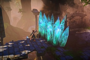 Landmark Update Adds Monsters and Caves