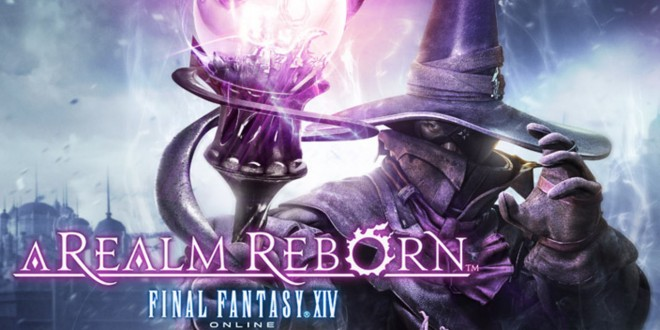 Celebrate New Year's in Final Fantasy XIV