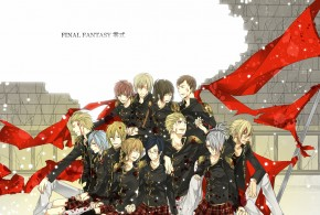 "Final Fantasy Type-0 HD ""Traitors of Orience"" Trailer Released"