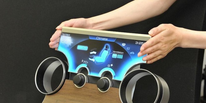 Sharp Free-Form Display Technology to be used in future Nintendo Products