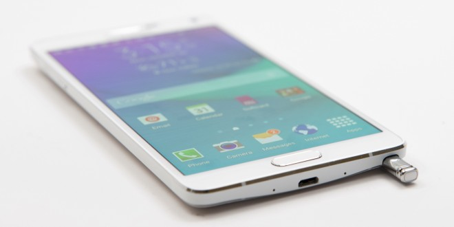 Galaxy Note 4 LTE-A with Cat 9 LTE modem officially announced
