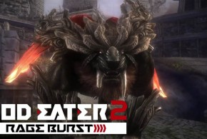 God Eater 2: Rage Burst Exclusive PS Systems Coming to Japan