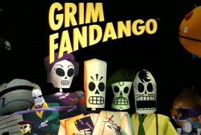 Grim Fandango Remastered release date Early 2015