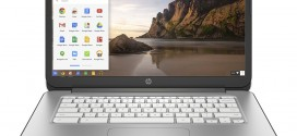 HP Chromebook with a 14 inch touchscreen launched today