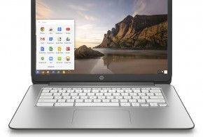 A new HP Chromebook 14 was launched with better specs and a touchscreen