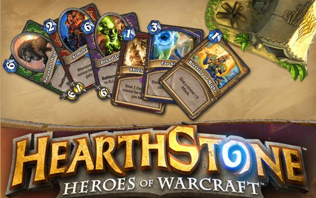 Hearthstone Heroes of Warcraft - Top 5 handheld games