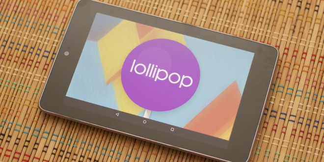 The Nexus 7 is getting Android 5.0.2 Lollipop as we speak, and the factory image is available too