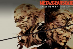 Metal Gear Solid 4 Coming to PlayStation Network
