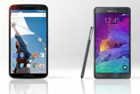 Motorola-Nexus-6-vs-Samsung-Galaxy-Note-4-specs-price-Android