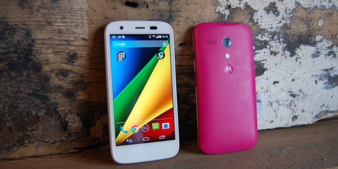 Motorola Moto G 2014 and predecessor bombarded with Android 5.0 Lollipop