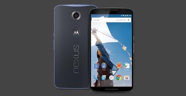 Nexus 6 now available on the Motorola website