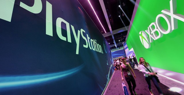 PS4 sales greatly eclipse those of the Xbox One