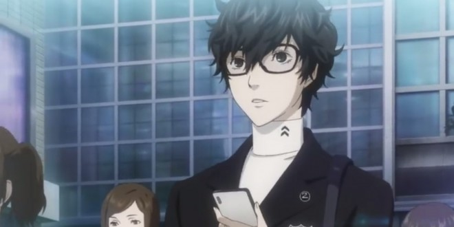 Details for Persona 5 coming soon