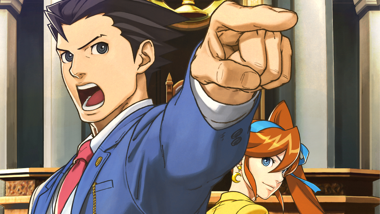 Phoenix Wright Ace Attorney Trilogy Released Today Load The Game
