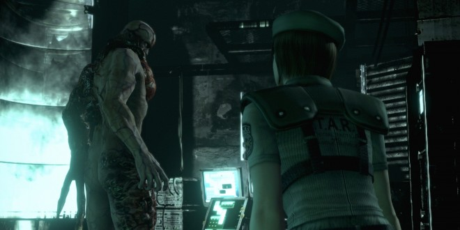 Release Date For Resident Evil HD Remaster Revealed