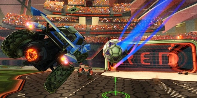 Rocket League to Release on PS4