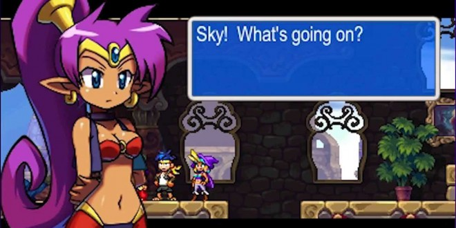 Shantae and the Pirate's Curse May Come to the Wii U This Year