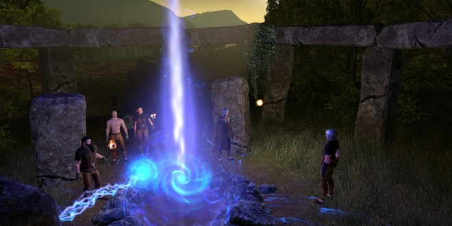 Portalarium will release Shroud of the Avatar updates in early 2015