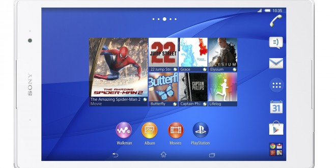 Sony Xperia Z4 Tablet Ultra specs and release date leaked