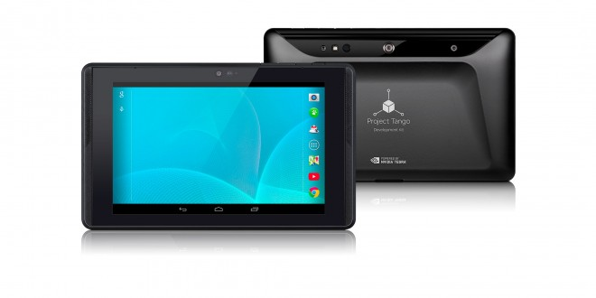 Project Tango development kit being offered up to ...