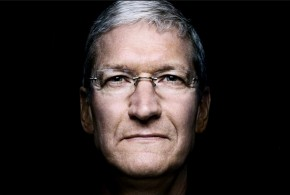 Apple CEO Tim Cook is honored by the anti-discrimination bill named after him