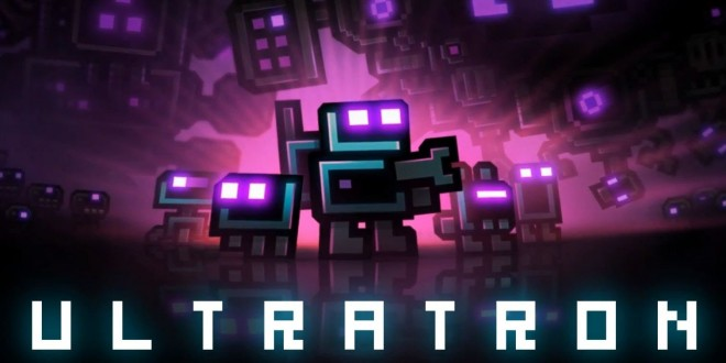 Ultratron Coming to PS4, PS3, and PS Vita in 2015