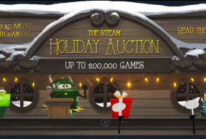 Steam Holiday Auction: Get Rid of Your Junk!