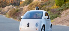 Google's self-driving car should roll in California next year