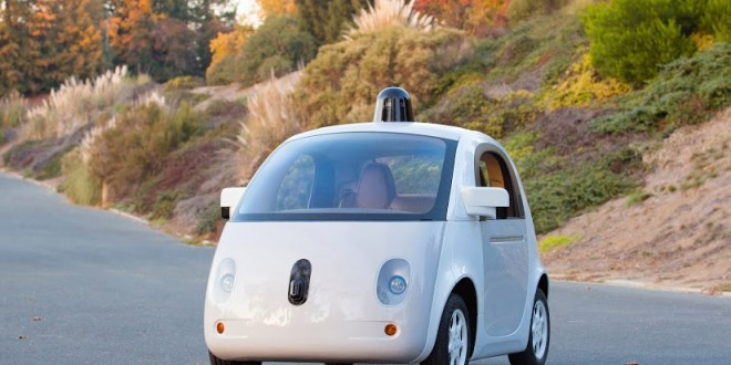 Google self-driving car prototype ready