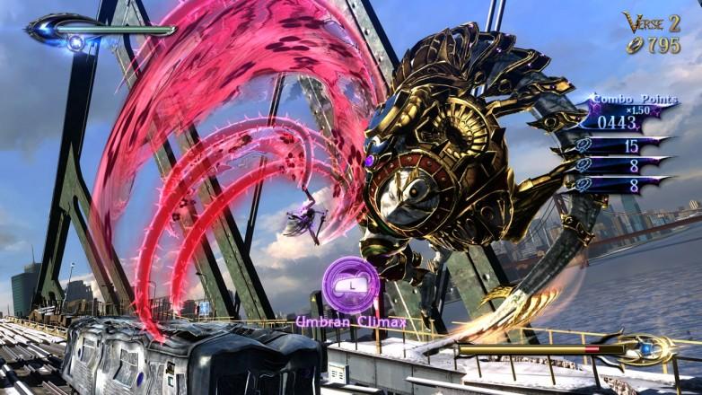 Bayonetta 2 for Wii U