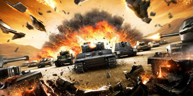 World of Tanks 360 Announced Le Barrage Francais