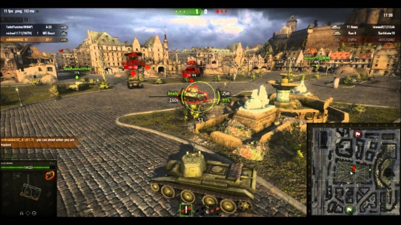 World of Tanks is a top MMO for 2015