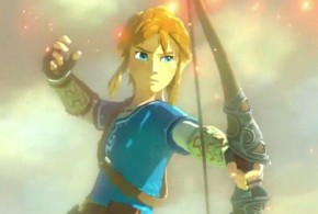 The Legend of Zelda Wii U First Look Gameplay