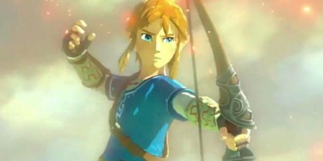The Legend of Zelda Wii U First Look Gameplay