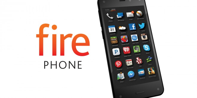Fire Phone 2 and 3 from Amazon are a reality