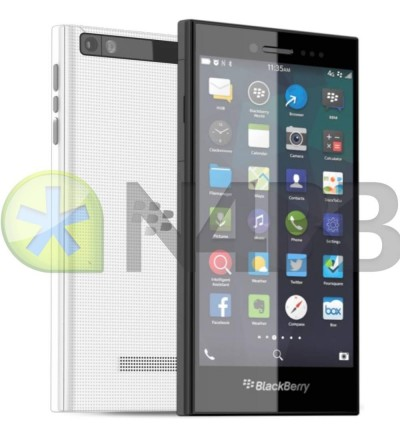 BlackBerry Rio Z20 will be available in black and white