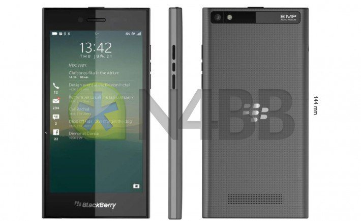 BlackBerry Rio Z20 will be the next full-touchscreen phone from John Chen and co.