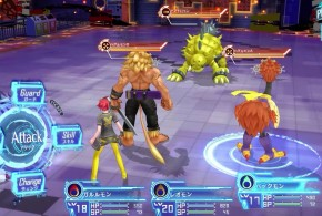 New Digimon Story: Cyber Sleuth