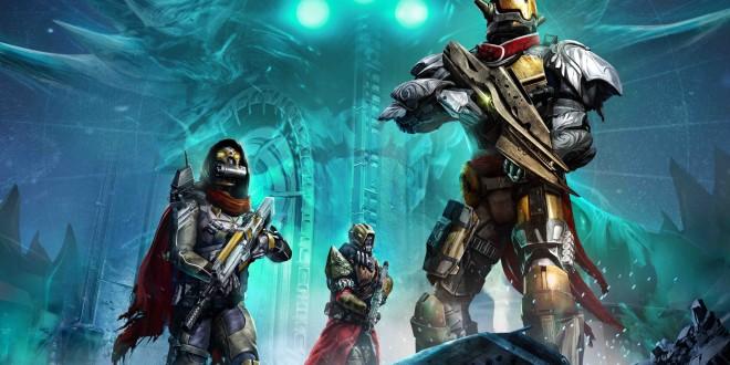 Destiny The Dark Below DLC Receives Launch Trailer