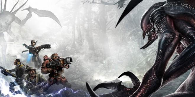Wraith is Evolve's third monster