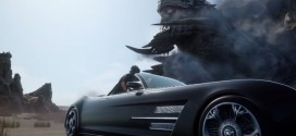 Final Fantasy XV English Trailer