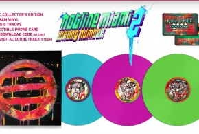 Hotline Miami 2 Wrong Number Collectors Edition will be available in Quarter 1 2015